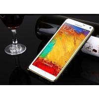 Металлический бампер для Samsung Galaxy A3 Черный