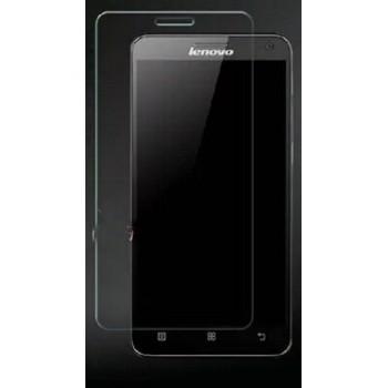 Ультратонкое износоустойчивое сколостойкое олеофобное защитное стекло-пленка для Lenovo S580 Ideaphone