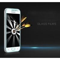 Ультратонкое износоустойчивое сколостойкое олеофобное защитное стекло-пленка для Samsung Galaxy Core Prime