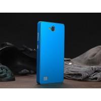 Металлический чехол для Huawei Honor 3c Синий