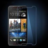 Ультратонкое износоустойчивое сколостойкое олеофобное защитное стекло-пленка для HTC Butterfly S