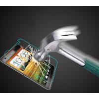 Ультратонкое износоустойчивое сколостойкое олеофобное защитное стекло-пленка для HTC Butterfly