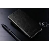 Чехол флип подставка водоотталкивающий для Meizu M1 Note Черный