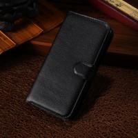Чехол портмоне подставка с защелкой для Alcatel One Touch Pop C7 Черный