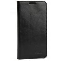 Чехол-флип на присосках с отделением под карту для Huawei Honor 3x Черный