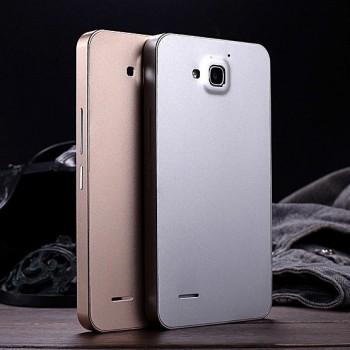Металлический чехол SlimMetall для Huawei Honor 3x
