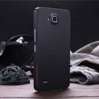 Металлический чехол SlimMetall для Huawei Honor 3x Черный