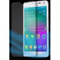 Ультратонкое износоустойчивое сколостойкое олеофобное защитное стекло-пленка для Samsung Galaxy A7
