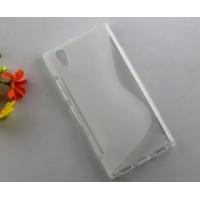 Силиконовый S чехол для Lenovo P70 Белый