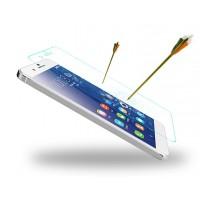 Ультратонкое износоустойчивое сколостойкое олеофобное защитное стекло-пленка для Huawei Honor 6 Plus