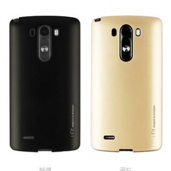 Ультратонкий чехол серии iFit для LG Optimus G3