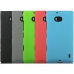 Пластиковый матовый чехол с защитой от царапин для Nokia Lumia 930