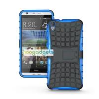 Силиконовый чехол экстрим защита для HTC Desire 820 Синий