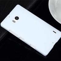 Пластиковый чехол для Nokia Lumia 930 Белый