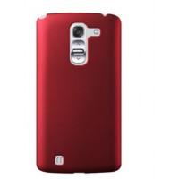 Пластиковый чехол для LG G Pro 2 Красный