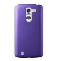 Пластиковый чехол для LG G Pro 2 Фиолетовый