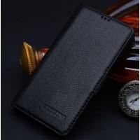 Кожаный портмоне (нат. кожа) для Samsung Galaxy A7