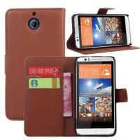 Чехол портмоне подставка с защелкой для HTC Desire 510
