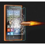 Ультратонкое износоустойчивое сколостойкое олеофобное защитное стекло-пленка для Microsoft Lumia 435