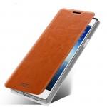 Чехол флип подставка водоотталкивающий для Microsoft Lumia 435