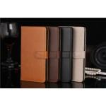 Чехол портмоне-подставка с отделениями для LG Optimus G3