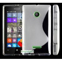 Силиконовый S чехол для Microsoft Lumia 532
