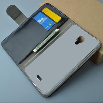 Чехол портмоне подставка с защелкой для Explay Vega