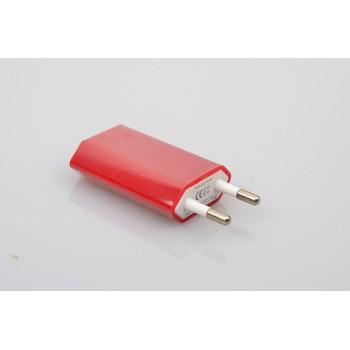 Универсальный сетевой 220В зарядный адаптер USB 5В 1000мА
