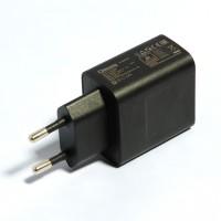 Универсальный сетевой 220В зарядный адаптер USB 5В 2000мА для Nokia 515