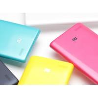 Оригинальный пластиковый встраиваемый матовый непрозрачный чехол для Xiaomi RedMi Note