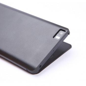 Оригинальный кожаный чехол смартфлип для Xiaomi Mi Note