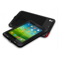 Ультрапрочный антиударный нескользящий пылевлагозащитный чехол алюминий/поликарбонат/силикон/стекло для планшета Xiaomi MiPad
