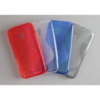 Силиконовый S чехол для Alcatel One Touch Pop D5