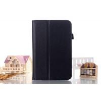 Чехол подставка с рамочной защитой серия Full Cover для Asus FonePad 8 Черный