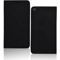 Чехол подставка сегментарный с рамочной защитой серия Glossy Shield для Acer Iconia Talk S Черный