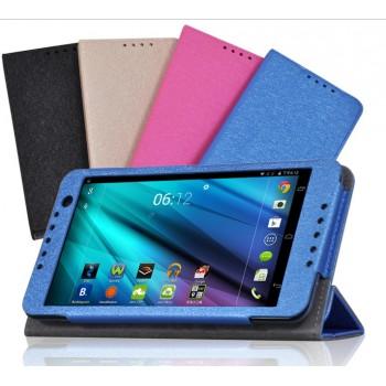 Чехол подставка сегментарный с рамочной защитой серия Glossy Shield для Acer Iconia Talk S