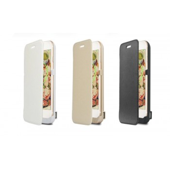 Чехол флип/экстра аккумулятор (8000 мАч) для Iphone 6 Plus
