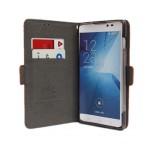 Чехол портмоне на силиконовой основе с магнитной застежкой для Philips S398