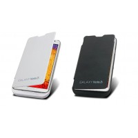 Чехол флип/экстра аккумулятор (5200 мАч) с индикаторами заряда для Samsung Galaxy Note 3