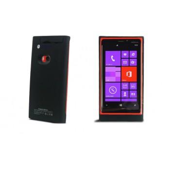Чехол доп. аккумулятор (2900 мАч) с подставкой и индикаторами заряда для Nokia Lumia 920