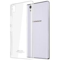 Пластиковый транспарентный чехол для Lenovo P70
