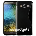 Силиконовый S чехол для Samsung Galaxy E5
