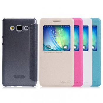 Чехол смарт-флип на пластиковой основе серия Colors для Samsung Galaxy A5