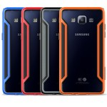 Бампер повышенной защиты силикон-пластик для Samsung Galaxy A5