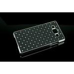 Пластиковый чехол со стразами для Samsung Galaxy A5