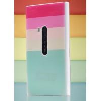 Чехол для Nokia Lumia 920 принт Радуга