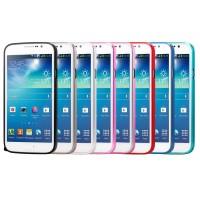 Ультратонкий металлический бампер для Samsung Galaxy Mega 5.8