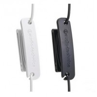 Антизапутыватель для кабеля/наушников переносной на клипсе для Nokia Asha 500 (Dual Sim)