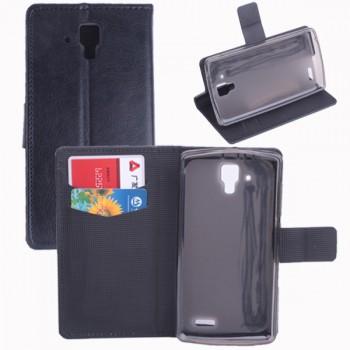 Чехол флип-подставка с отделением для карт для Lenovo A536 Ideaphone