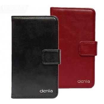 Чехол портмоне подставка с защелкой для Sony Xperia E4